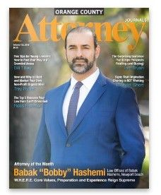 Attorney Journals - Attorney of the Month